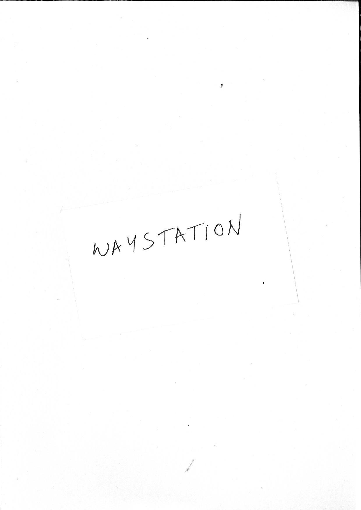 Day 5. Waystation