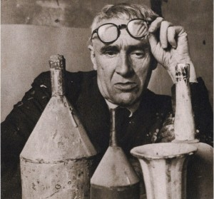 'Morandi is the painter not in a hurry' Raffaello Franchi